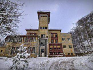 Stary budynek TVP